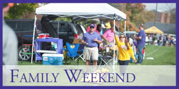 Family Weekend Images