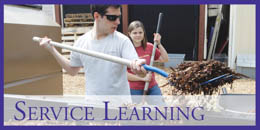 Service Learning Images