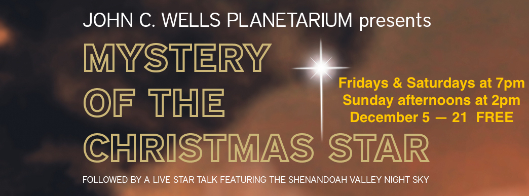Mystery of the Christmas Star December 2014