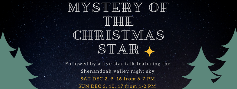 Mystery of the Christmas Star 2017