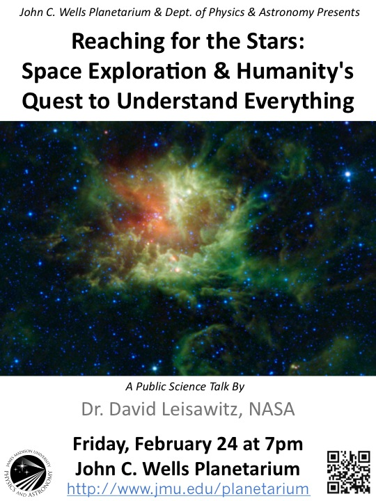 reaching for the stars dr david leisawitz