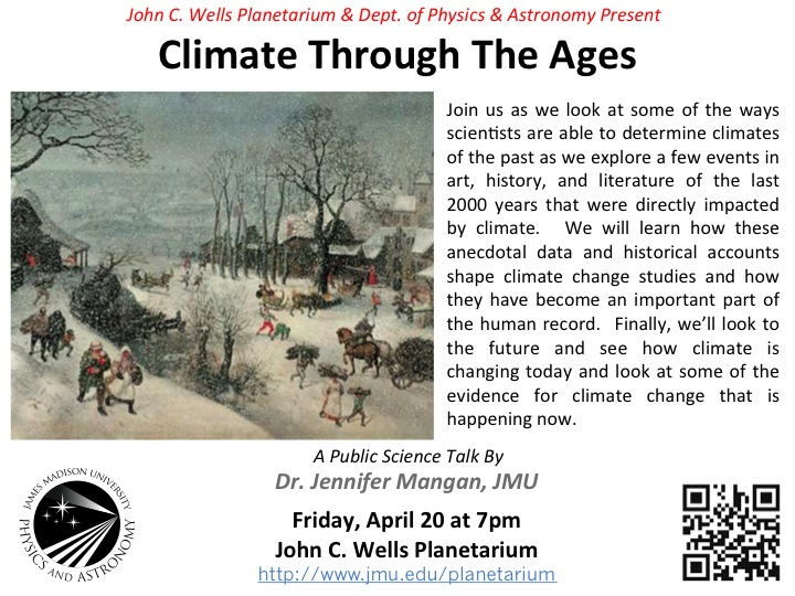 climate through the ages dr jennifer mangan