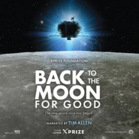 Movie Poster Back to the Moon for Good