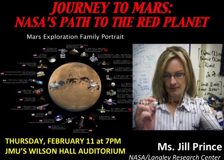 Journey to Mars: NASA's Path to the Red Planet