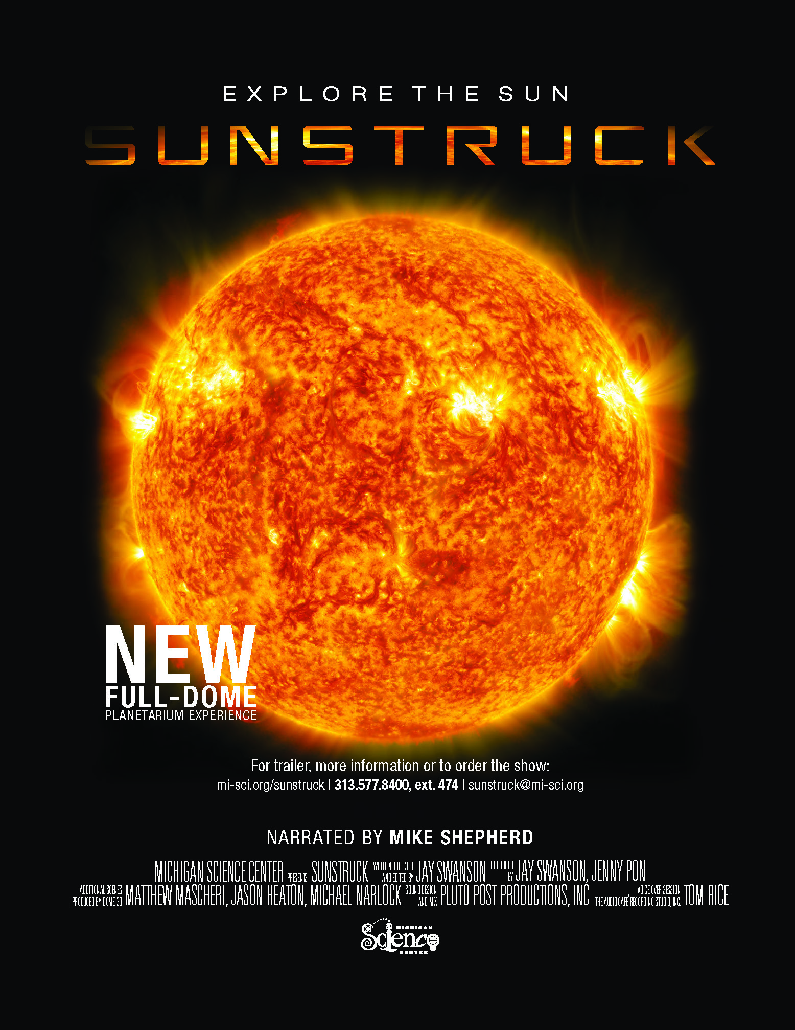 Sunstruck: Exploring the Sun