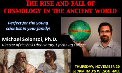 The Rise and Fall of Cosmology in the Ancient World