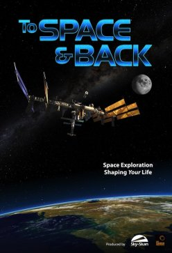 To Space and Back Poster
