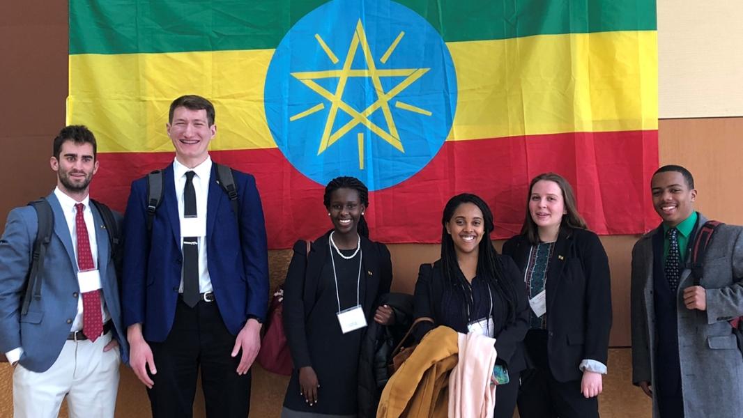 James Madison University - Model African Union