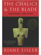 The Chalice & the Blade book cover