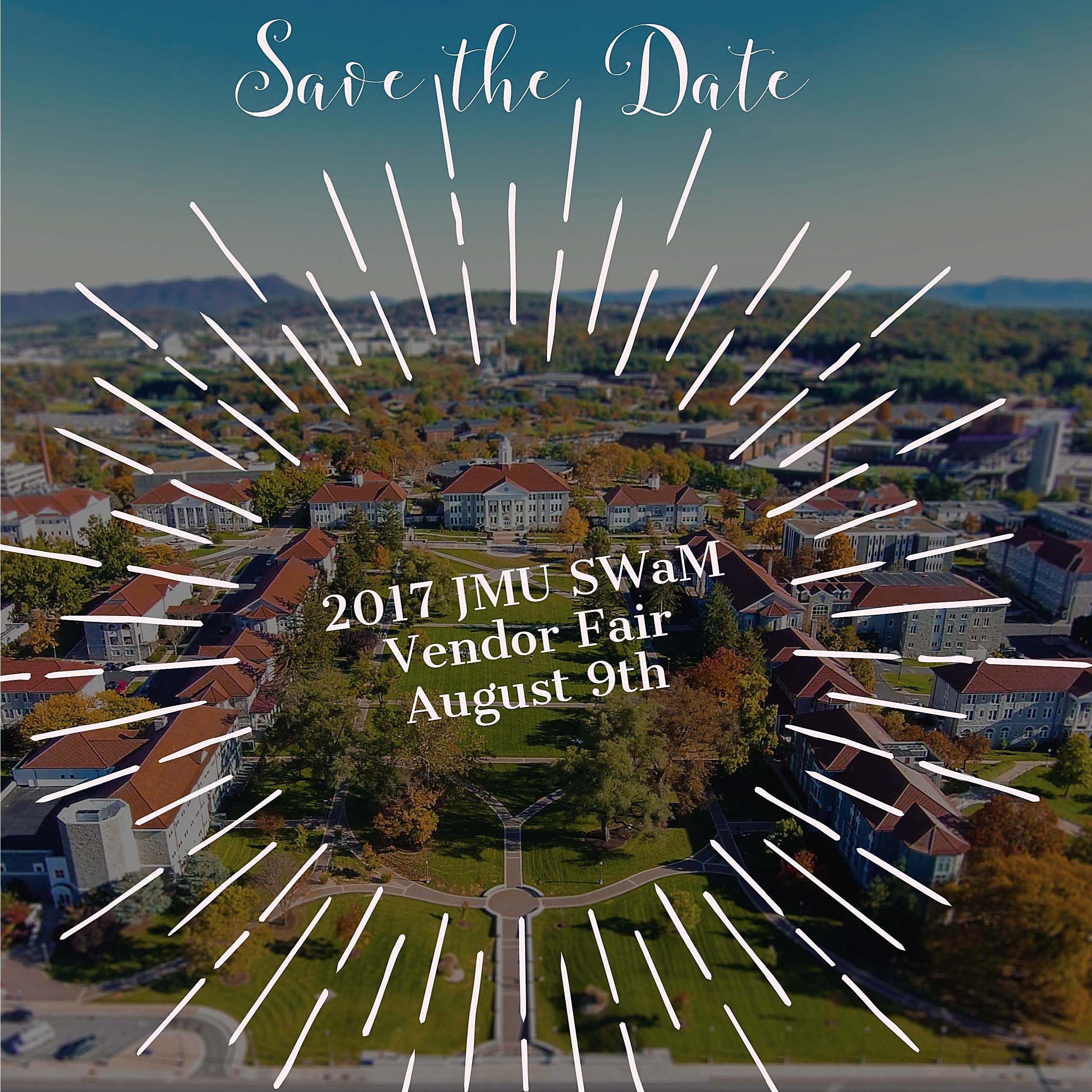 SWaM Vendor Fair Save The Date