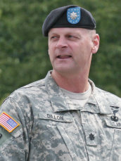 Lt. Col. Mike Dillon ('81)