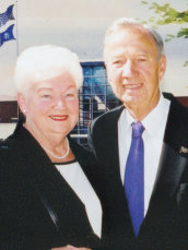 Robert and Frances Plecker