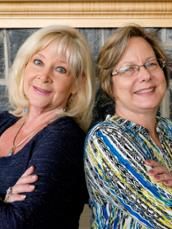 Debi Kipps-Vaughan and Julie Strunk