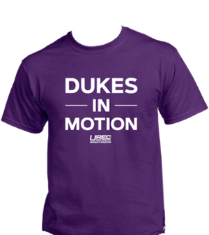 Dukes In Motion T-shirt