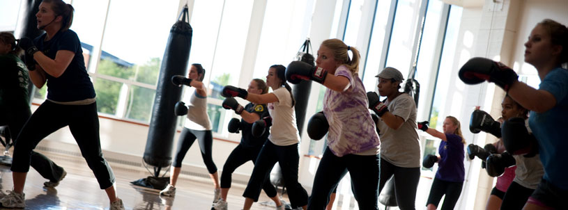 Image: Boxing Class