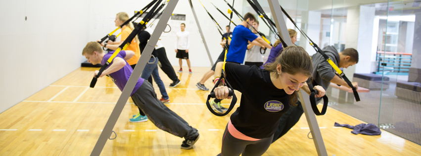 Image: TRX: Suspension Training