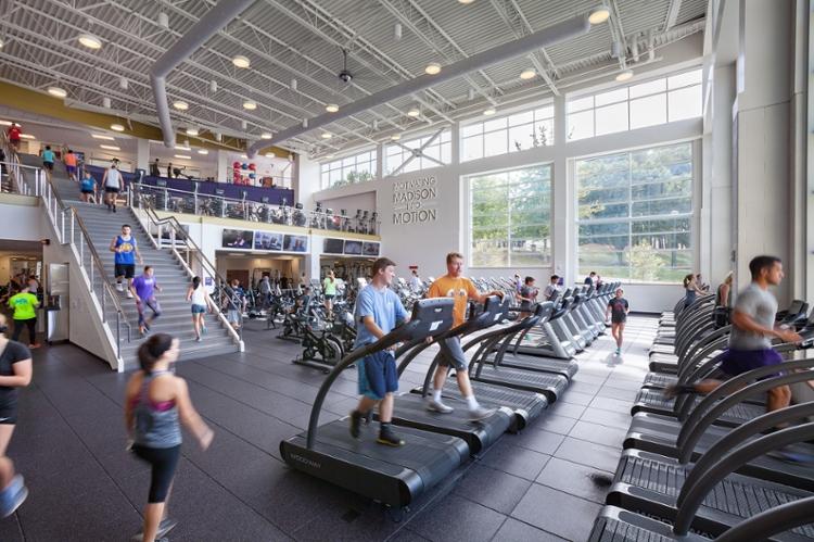 James Madison University - UREC: Main Facility