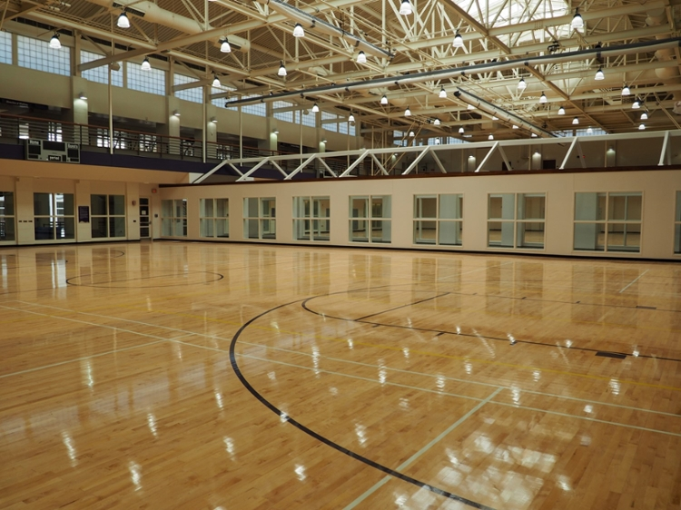 James Madison University Urec Main Facility