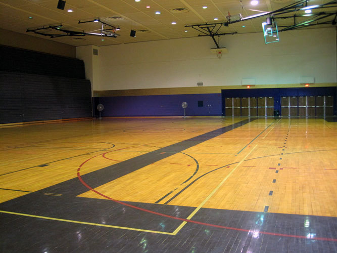 Godwin Hall Sinclair Gym