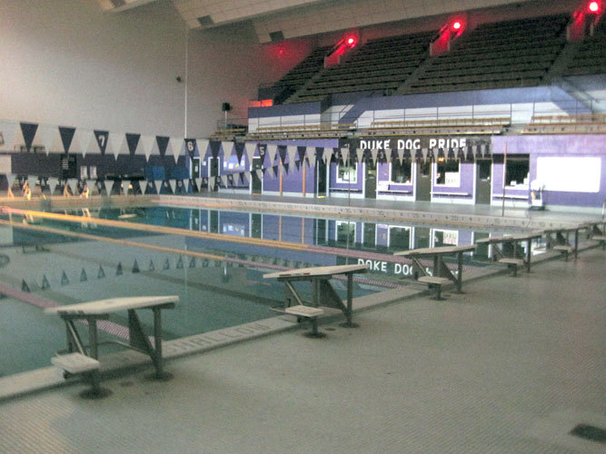 Godwin Hall Swimming Pool