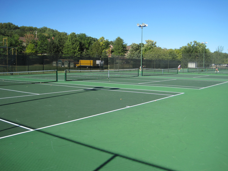 Hillside Tennis Courts