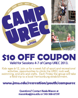 Camp Coupon