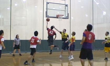 Intramural Sports - Basketball