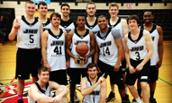Men's Club Basketball Clinches First Regional Title