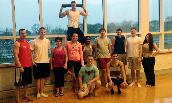 BRO-ga: Yoga for Men a Success!