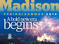 Madison Magazine Spring-Summer 2013