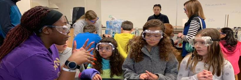 The Role of Students in K-12 STEM Outreach & Student Testimonials