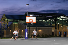 University Park Basketball Court