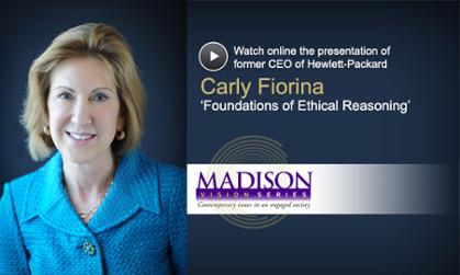 Carly Fiorina - Madison Vision Series
