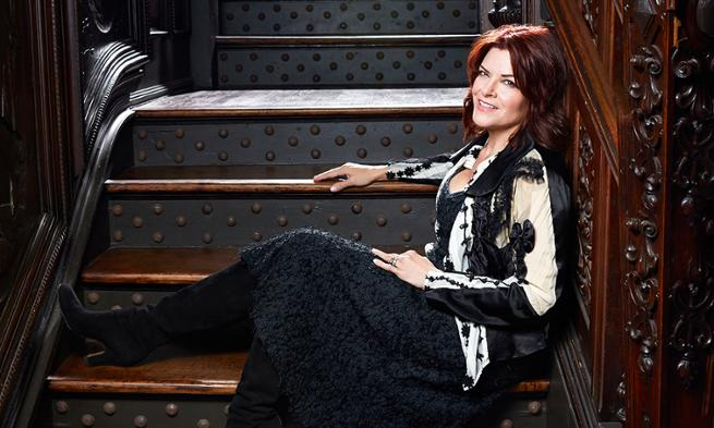 Photo of Rosanne Cash by Clay Patrick McBride