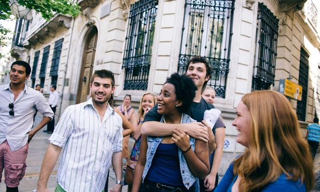 Study abroad students in Spain build lasting friendships and memories