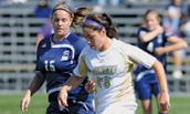 JMU Honors Student Athlete Shannon Rano (¿15)