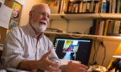 Photo of Dr. Kenneth Wright, a JMU professor in residence
