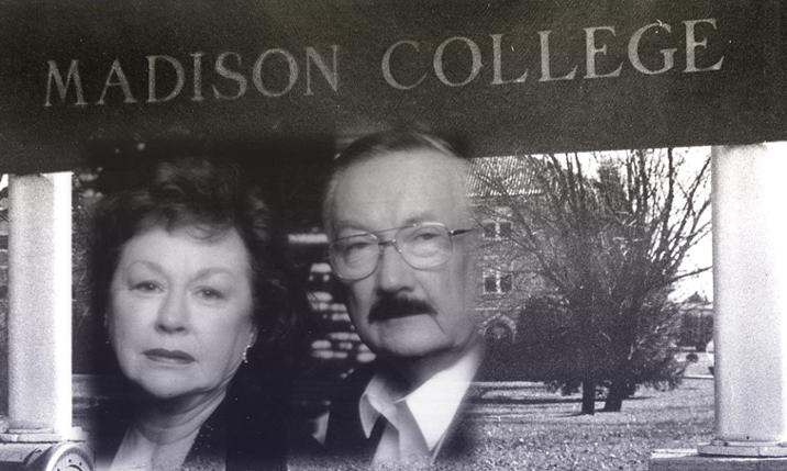 Photo of Charles and Carolyn Wynes