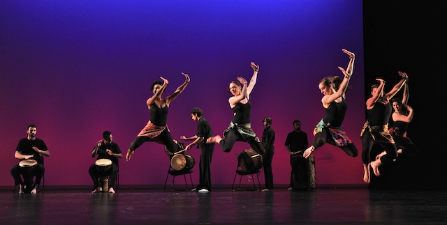 Contemporary Dance Ensemble 2012