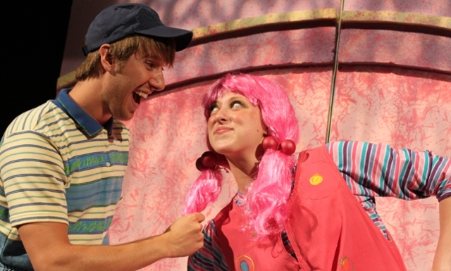 james madison university admission to the theatre program pinkalicious