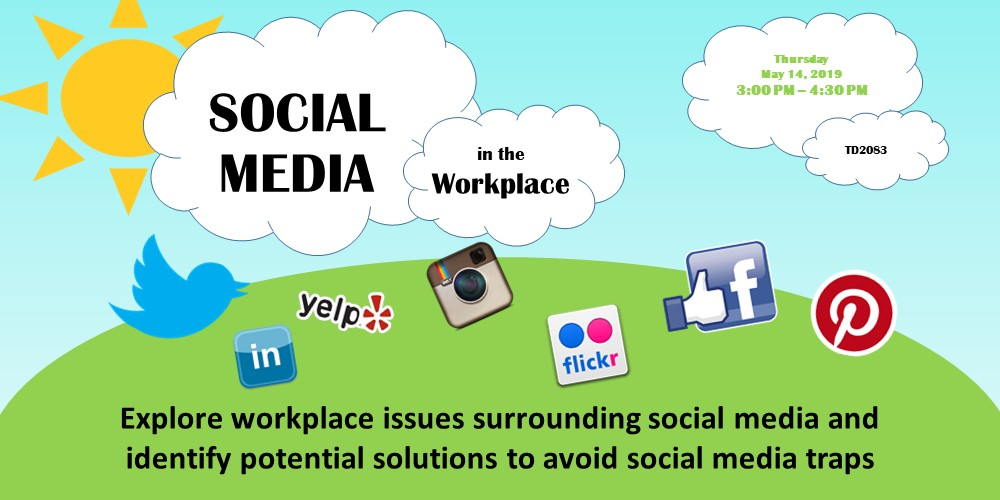 essay on social media in the workplace Essay on impact of social media on the following: ducation life orkplace ocial life 450 words to get a custom written paper, place an order with us.