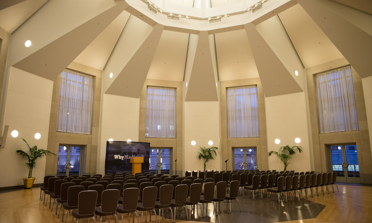 Pavilion Room of the Ronald Reagan Building and International Trade Center
