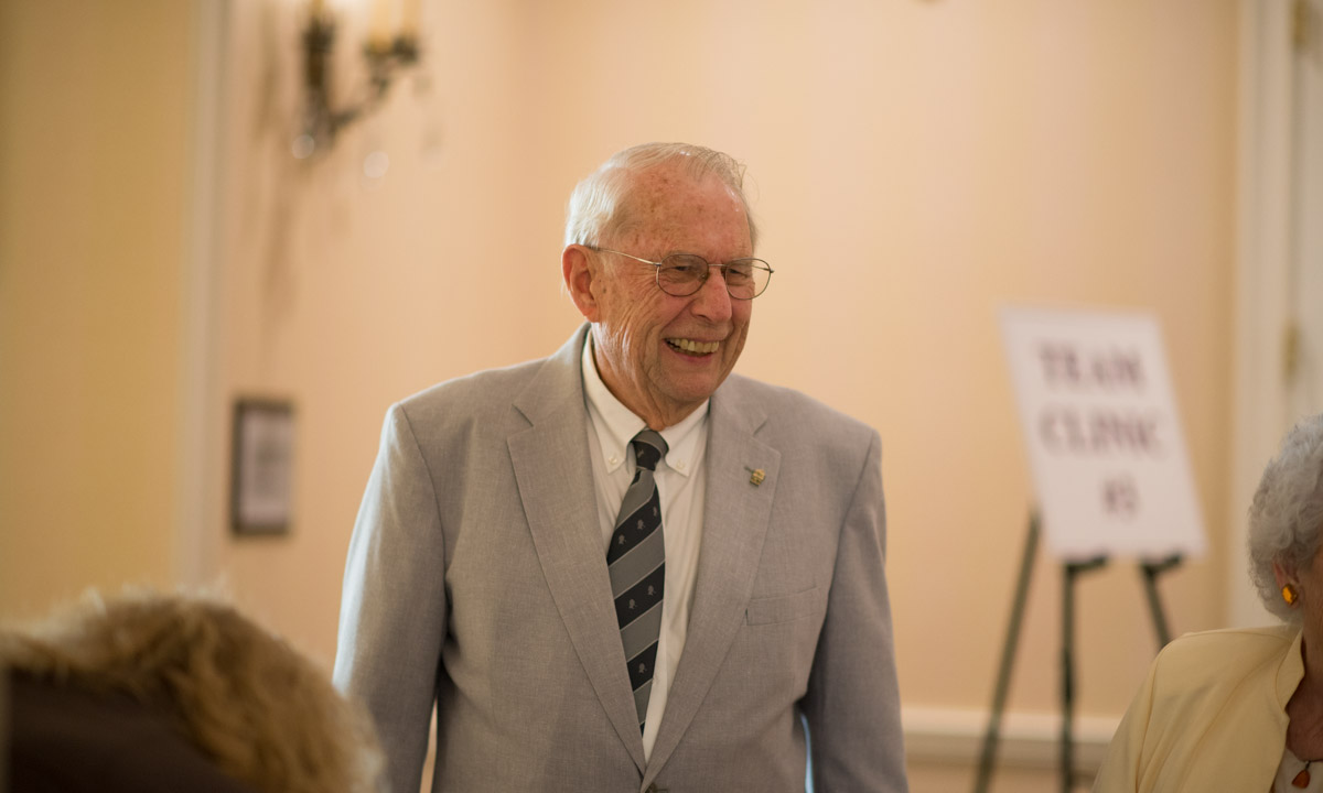 Paul Cline, faculty emeritus
