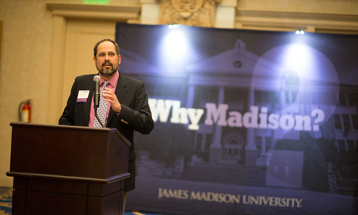 Why Madison? Philadelphia Presidential Listening Tour Event 1016
