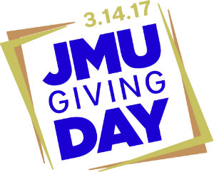 JMU Giving Day logo
