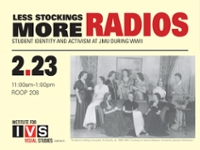 Less Stockings More Radios