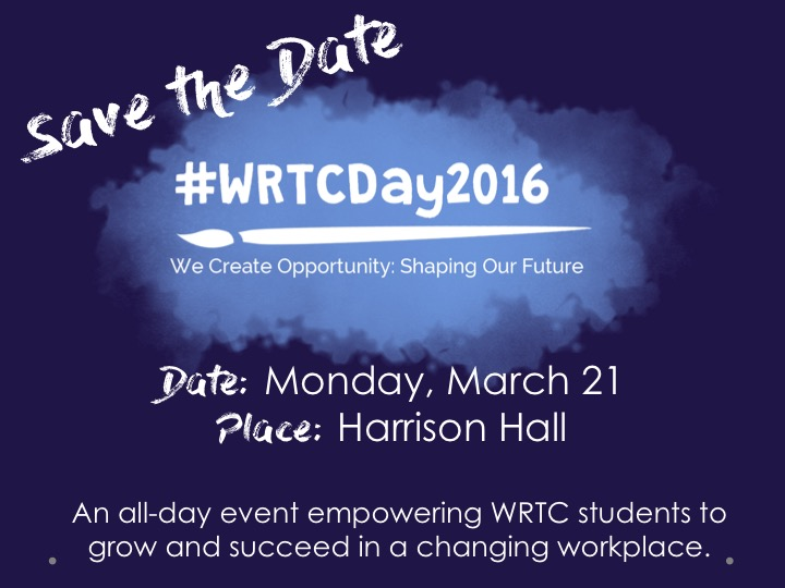 WRTC Day Save the Date