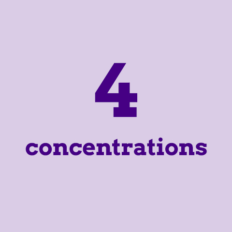 4 concentrations