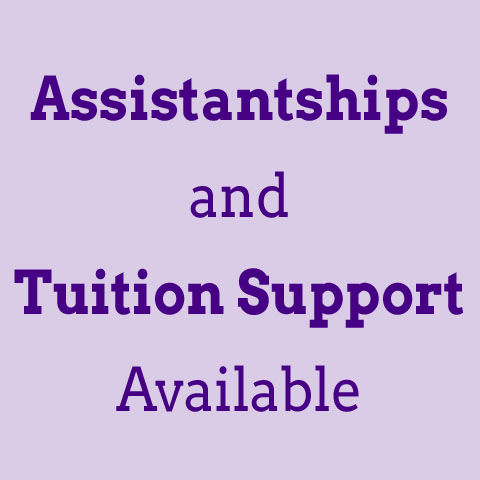 assistantships with tuition support