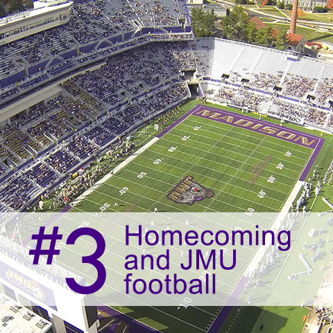#3 Homecoming and JMU Football